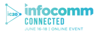 InfoComm Connected 2020 logo